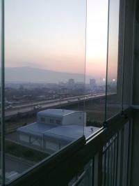 Остъклени балкони с плъзгащи се стъкла