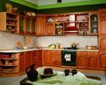 Проект на арт кухня 104-2616