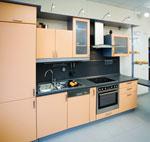 Дизайнерско решение за кухня 115-2616