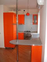 Проект на интериор за кухня 125-2616