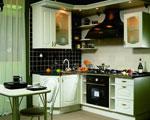 Проект на кухненски интериор 129-2616