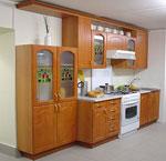 Изработване на кухня по проект 149-2616