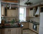 Интериорен дизайн за кухня по проект 195-2616