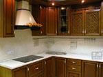 Ъглова кухня по поръчка 204-2616