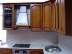 Кухня по поръчка в ретро стил 210-2616