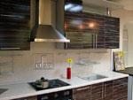 Проект на кухня със скрито осветление 245-2616