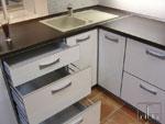 Поръчкова кухня Стил 264-2616