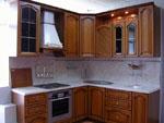 Проекти на кухни с допълнително осветление 281-2616