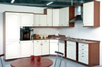 Нестандартен кухненски проект Комфорт 283-2616