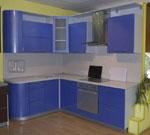Кухня по проект Синева 291-2616