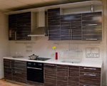 Проекти за кухни от естествено дърво 293-2616
