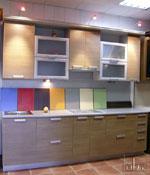 Поръчкови кухни с материали по избор на клиента 294-2616