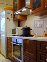 Проект за обзавеждане на малка кухня 317-2616