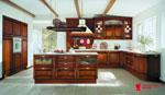 Кухни от масивно дърво по проект 347-2616