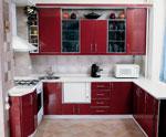 Реализиране на готови проекти за кухни 356-2616