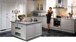 Проект за кухня в сиво 375-2616