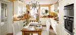 Изпълнение на поръчка за кухня в бяло 383-2616