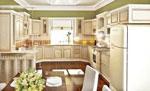 Кухня по поръчка в два цвята 389-2616