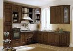 Поръчков дизайн за кухня Шоколад 394-2616