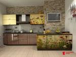Кухня по проект Арт 403-2616