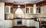 Кухня по поръчка - масив и слонова кост 408-2616