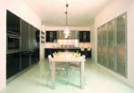Нестандартен кухненски дизайн 486-2616