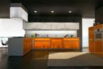 Поръчкова кухня с вградено осветление 521-2616