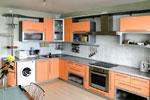 Изпълнен проект за кухня Стълби 537-2616