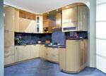 Изпълнение на интериорни решения за кухнята 555-2616