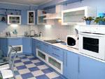 Кухня по поръчка Скай 563-2616