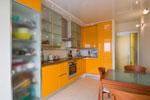 Кухня по поръчка от стъкло 567-2616