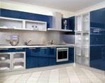 Кухня по поръчка с вградени елементи 577-2616