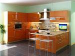 Обзавеждане за кухня по готов проект 591-2616