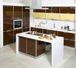 Кухни по идея на клиента от качествени материали 612-2616