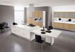 Поръчка на кухня с вградени шкафове 627-2616