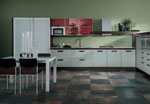 Кухня по проект Зелена свежест 658-2616