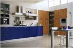 Г - образен проект за кухня по поръчка 677-2616