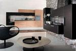Ъглова кухня за вграждане Амор 700-2616