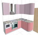 Изработки на нестандартни кухненски проекти 95-2616