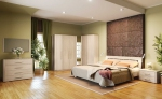 спалня по поръчка 1310-2735