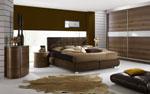 Спалня по проект с надеждна твърда връзка 134-2618