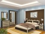 спалня по поръчка 1366-2735