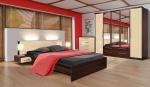 луксозна спалня по поръчка 1383-2735