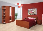 луксозна спалня по поръчка 1451-2735