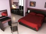 спални за хотел по поръчка 1525-2735