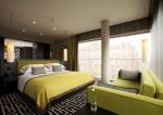 хотелска спалня по поръчка 1593-2735