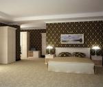 спалня за хотел по поръчка 1613-2735