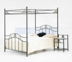 изработка на спалня с балдахин от ковано желязо