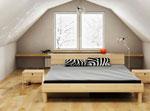 Спалня от светло дърво с балдахин - поръчка 207-2618