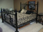 легло от ковано желязо